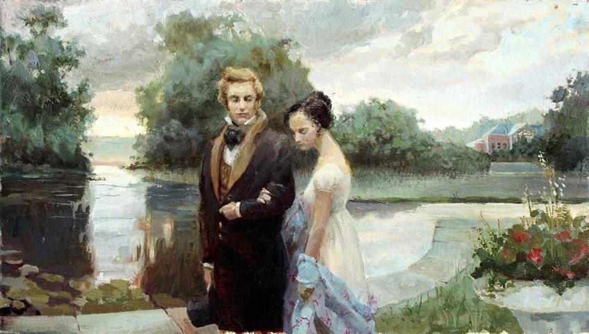 Ссылка пушкина кончилась в 1826 году после смерти александра i, который не хотел, чтобы поэт находился в столице