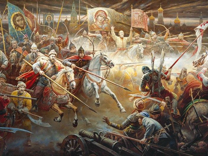 Величайшая битва Русов