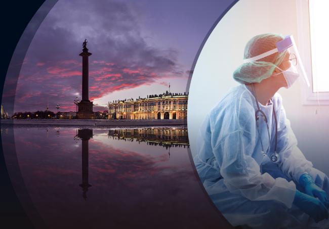 В Петербурге продлят «ковидные» выплаты медикам ещё на год