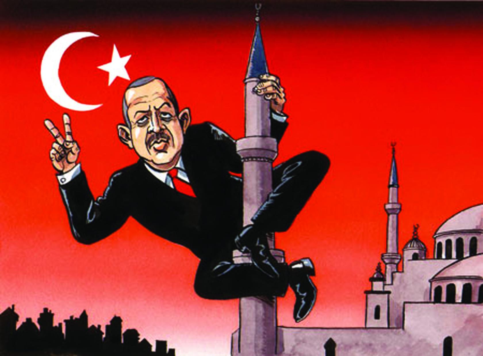 Эрдоган прикольные картинки про одно